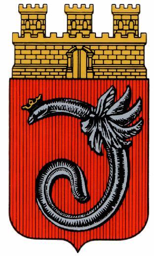 Ahlen Wappen